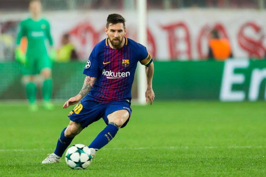 Lionel Messi Best Man's Player