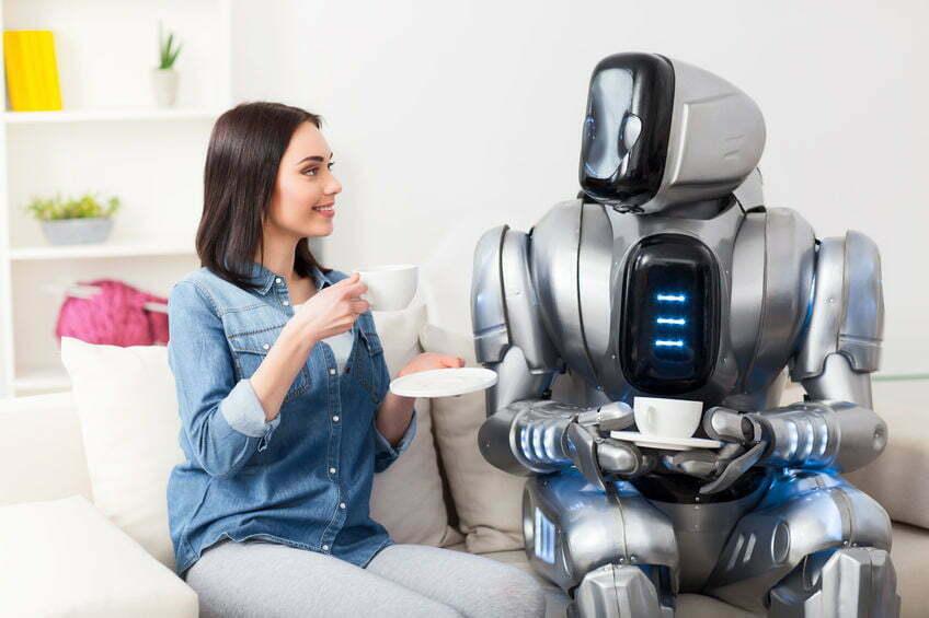 Menselijke robot