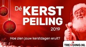 kerstpeiling 2019