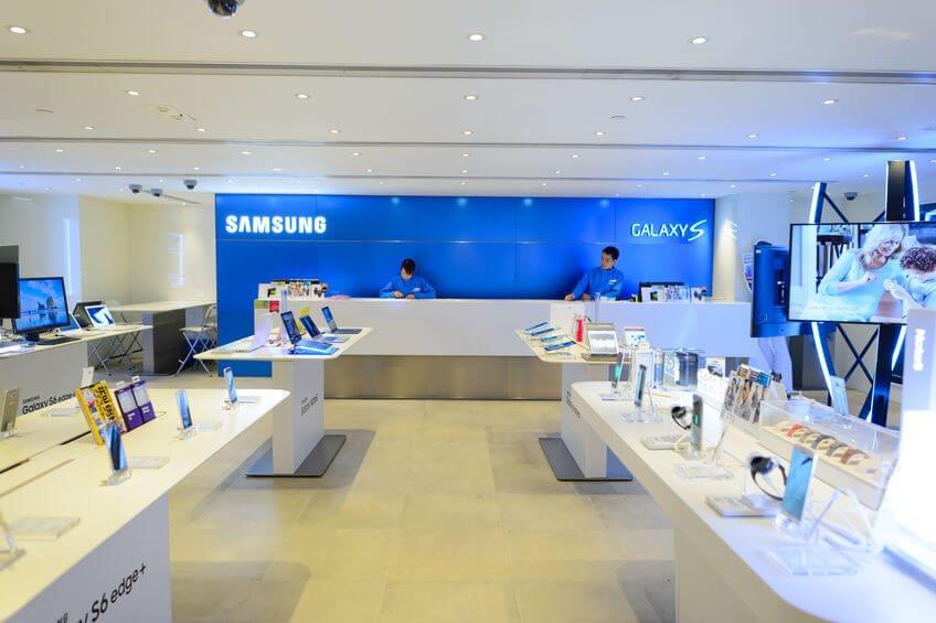 Nieuwste Samsung Galaxy telefoons