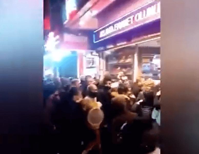 Chaos in Turkije na lockdown