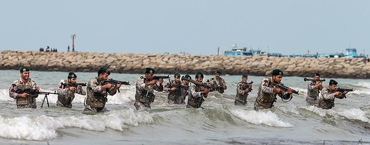 iraans leger