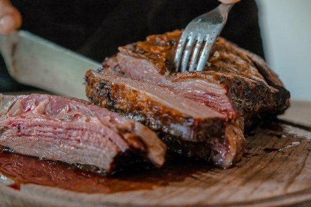 veilig vlees eten