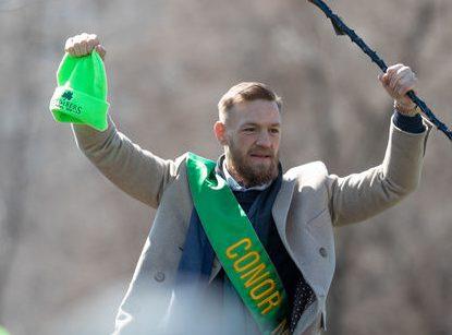 McGregor stopt