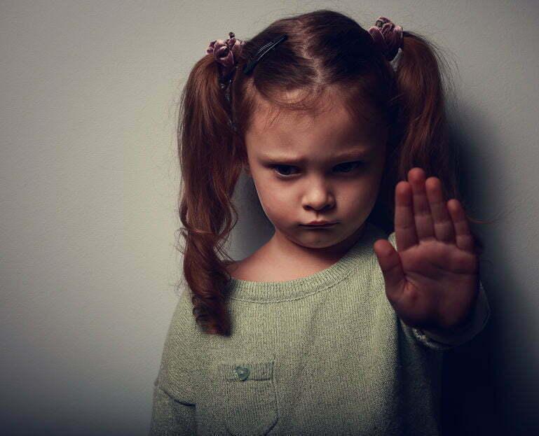 meisje misbruikt