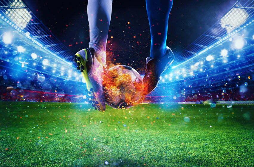 voetbal zondagavond