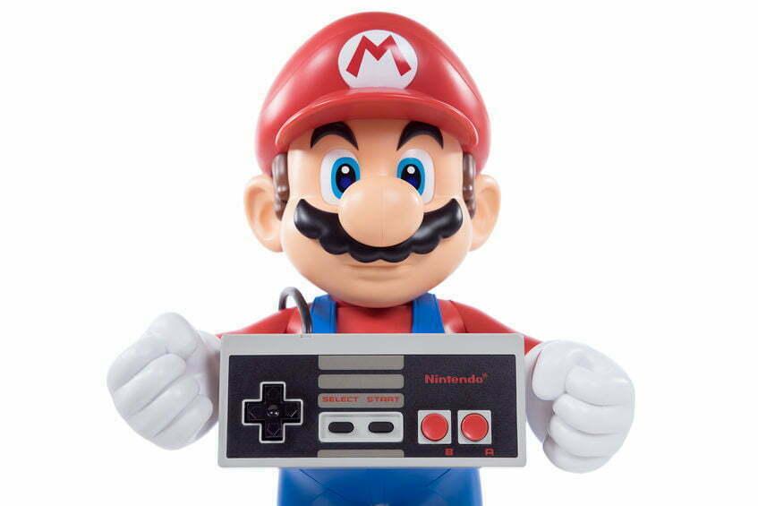 LEGO Nintendo NES-spelcomputer