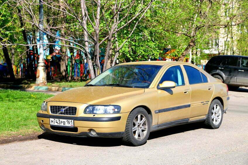Volvo terugroepactie