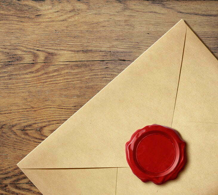 dodelijke brief donald trump