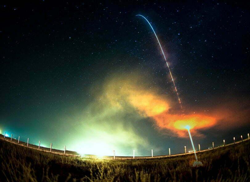 raket militaire wapens