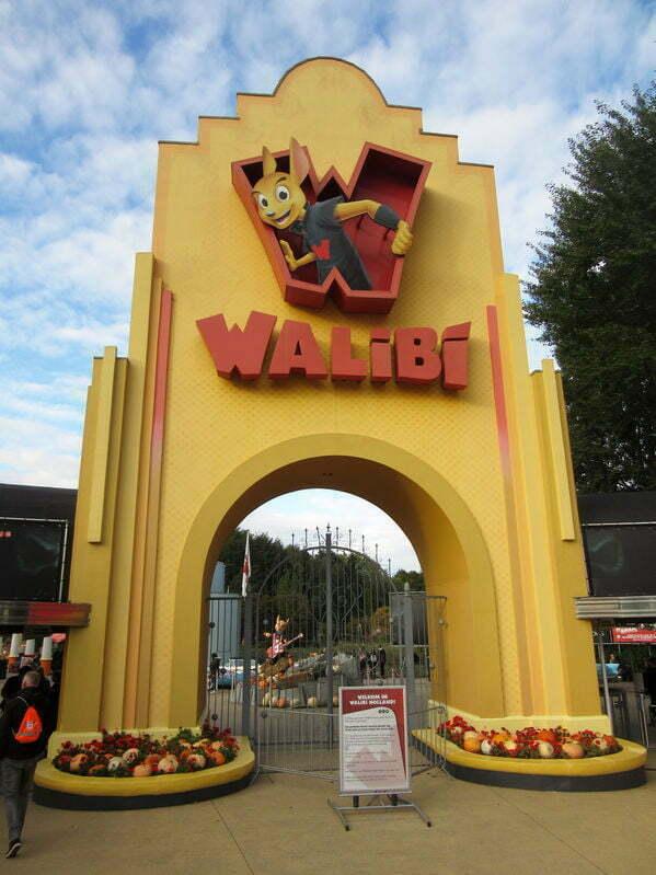 walibi fright nights afgelast
