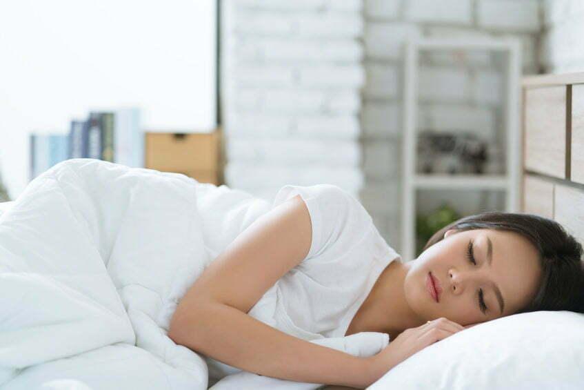 betaald worden om te slapen