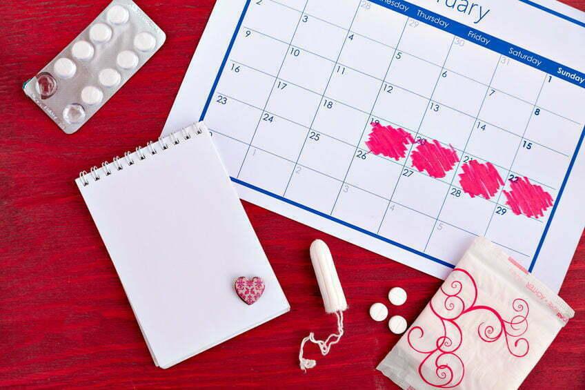 hoeveel kosten menstruatieproducten