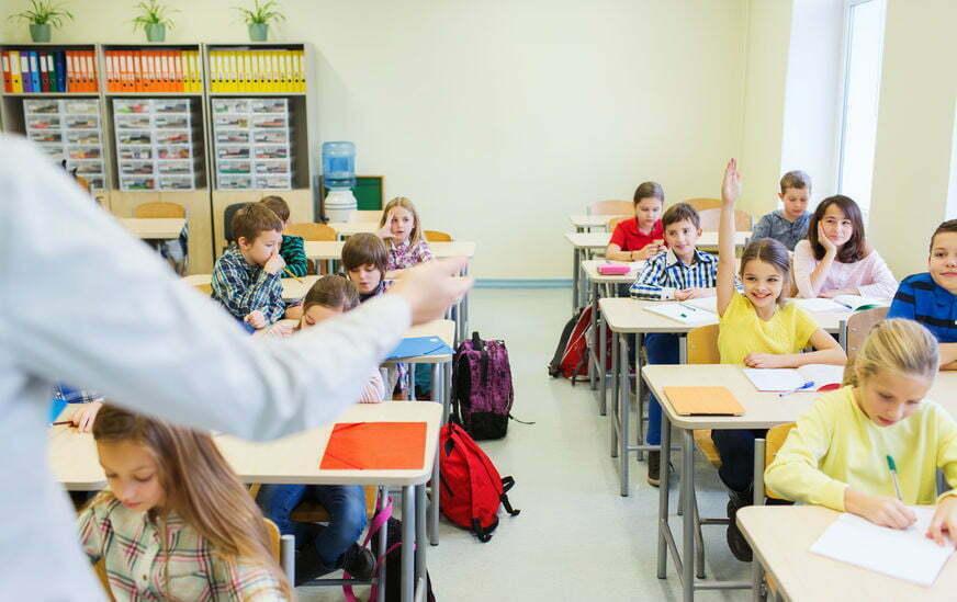 petitie kleinere klassen