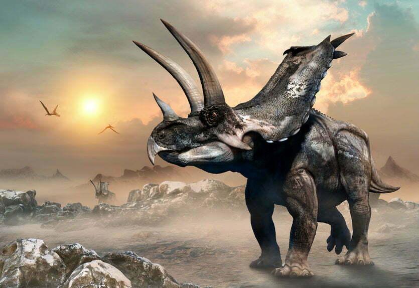 hoe hadden dinosaurussen seks
