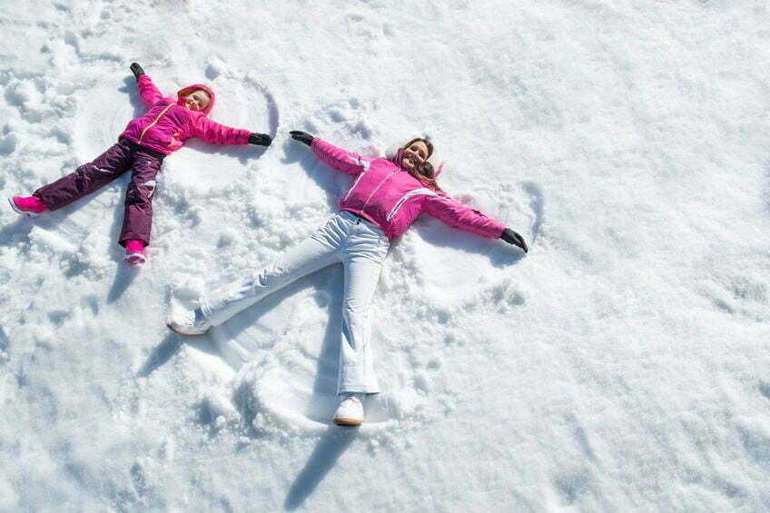 sneeuw feitjes
