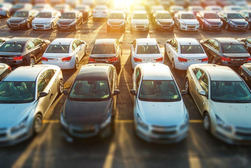 verkoop tweedehandsautos gestegen