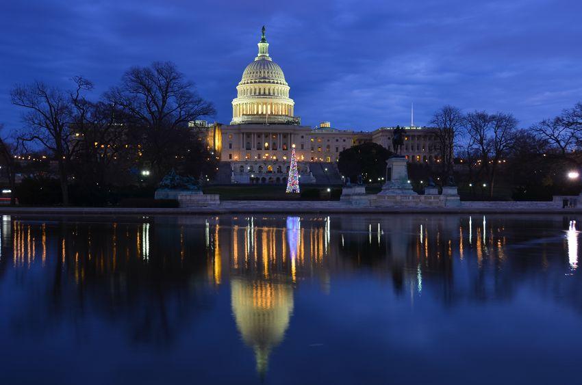 Wat is er gebeurd in Washington?