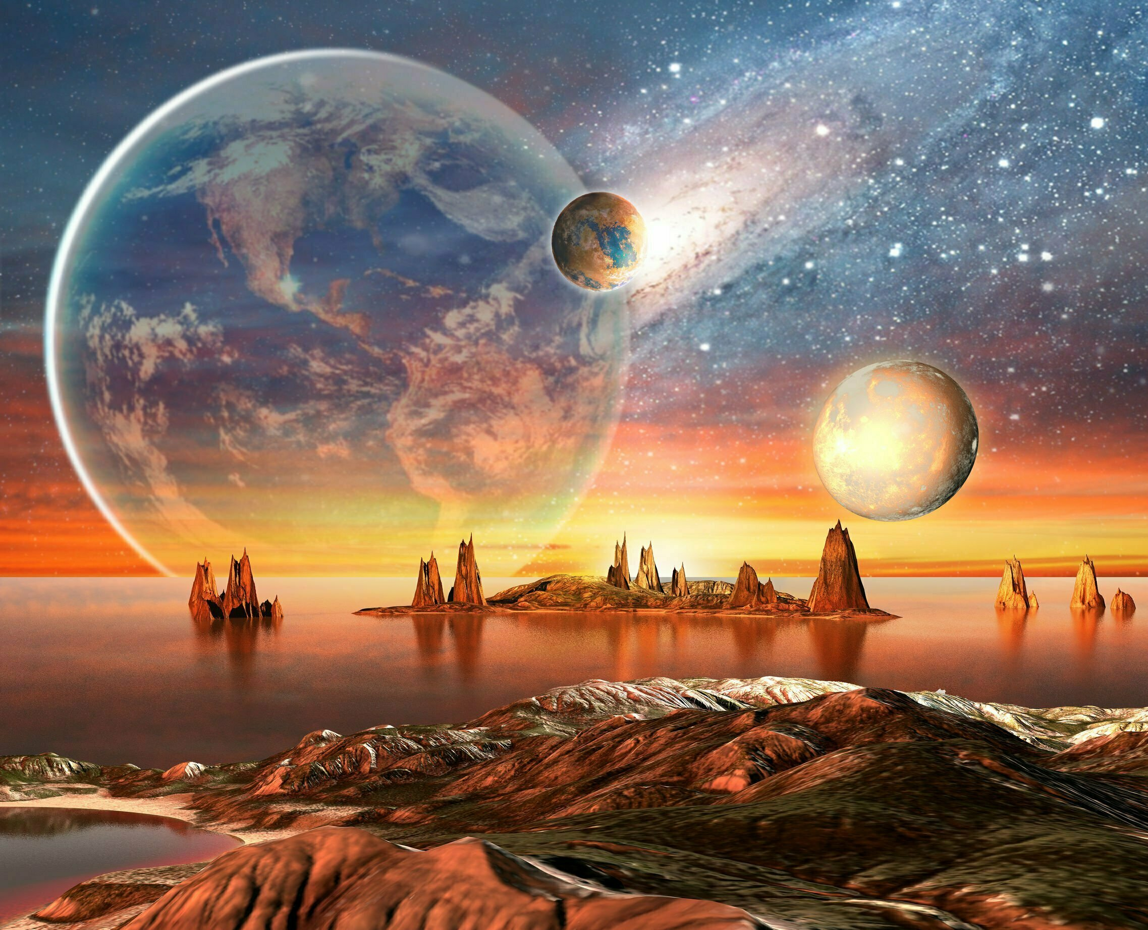 Gaat MIRI buitenaards leven ontdekken